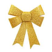 Golden bow — Stock Photo
