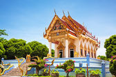 Thailand, Koh Samui, Kunaram Temple — Stock Photo