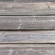 Texture of old wooden lining boards wall — Stock Photo #49201557