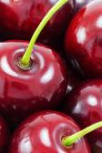 Sweet red cherries — Stock Photo