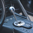Gear shift lever — Stock Photo