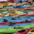 Kayaks — Stock Photo #12229779
