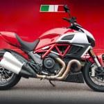 Motorcycle — Stock Photo #12745687