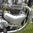 Motorcycle engine — Stock Photo #12794632