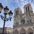 Notre Dame Cathedral - Paris — Stock Photo #13745820