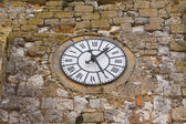 Wall clock — Foto Stock