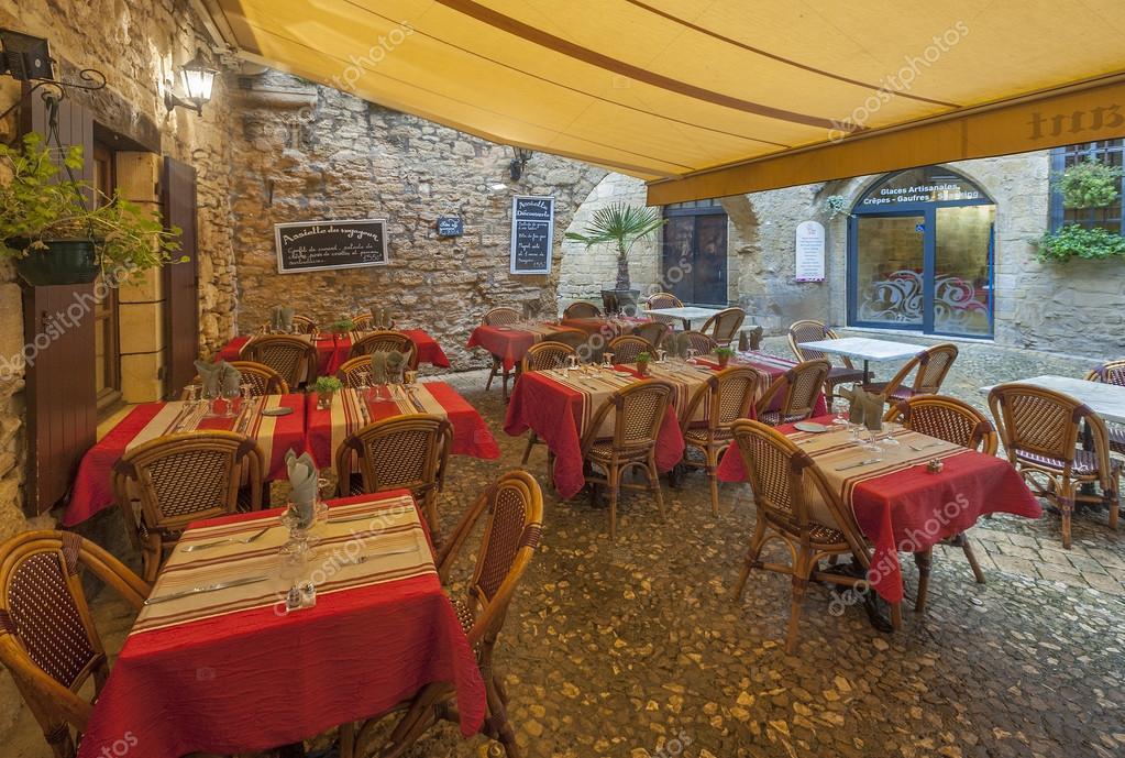 Restaurante franc s fotos de stock sonar 13746074 for Restaurante frances