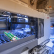 Stock Photo: Biotechnology laboratory hardware equipment