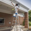 House painter — Stockfoto