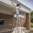 Stockfoto: House painter