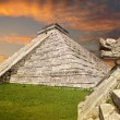 Mayan ruins, Mexico — Stock Photo
