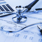 Health care cost — Stock Photo