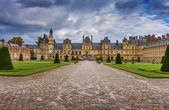 Chateau de Fontainebleau, France — Stock Photo