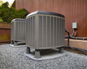 HVAC units — Stock Photo