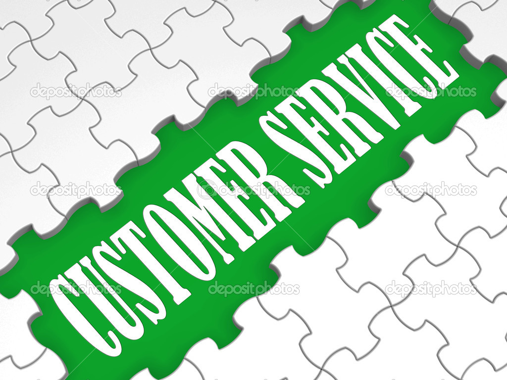 Customer Service Wallpaper Customer Service Puzzle Shows