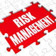 Stock Photo: Risk Management Shows Identifying And Evaluate