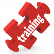 Training Shows Education Learning And Development - Stock Photo