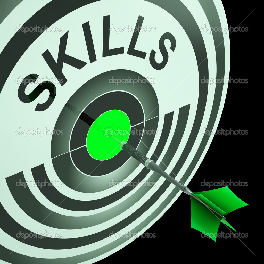 skills shows skilled expertise professional abilities stock skills shows skilled expertise professional abilities stock photo 27612587