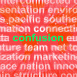 Stock Photo: Confusion Word Cloud Means Confusing Confused Dilemma