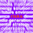 ������, ������: Risks Word Shows Investment Profit And Loss