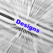 Designs Sphere Definition Displays Architecture And Patterns Des — Stock Photo