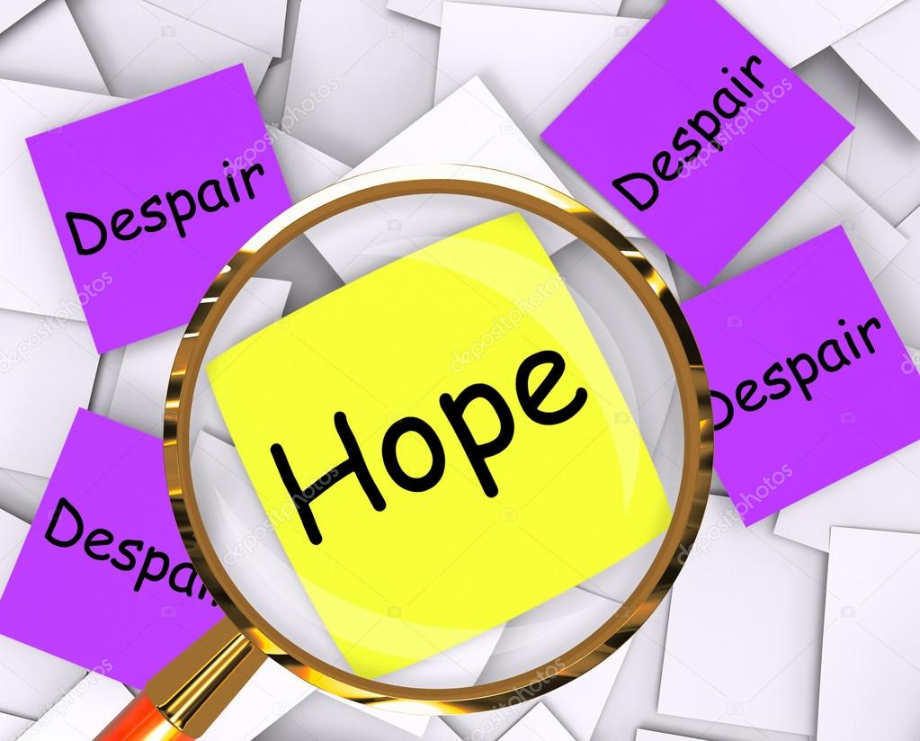 hope despair essay
