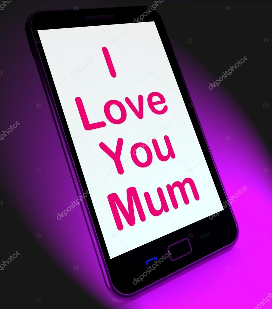 С наилучшими пожеланиями мама