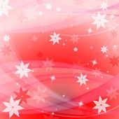 Twirl Star Means Wave Design And Stars — Stock Photo