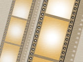 Filmstrip Copyspace Indicates Photo Photography And Design — Stock Photo