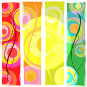 Background Color Indicates Colour Multicoloured And Backdrop — Stock Photo