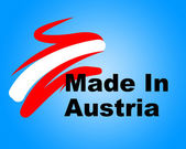 Manufacturing Trade Shows Austria Industry And Corporation — Stock Photo