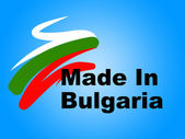 Bulgaria Trade Shows Made In And Commerce — Stock Photo