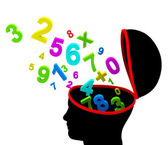 Education Numbers Indicates Educated Tutoring And Educate — Stock Photo