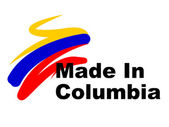 Columbia Trade Indicates South American And Biz — Stock Photo