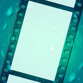 Filmstrip Background Represents Empty Space And Abstract — Stock Photo