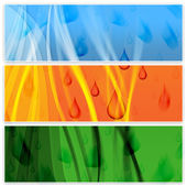 Rain Copyspace Represents Downpour Abstract And Squally — Stock Photo