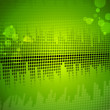 Sound Equalizer Background Means Soundtrack Frequency Or Wavefor — Stock Photo #48870093