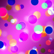 Purple Spots Background Means Glowing Dots And Roun — Stockfoto