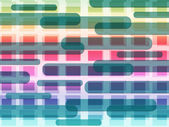 Colorful Shapes Background Means Squares And Oblong — Stock Photo