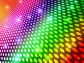 Background Circles Indicates Multicolored Backdrop And Spectrum — Stock Photo