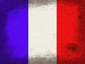 France Copyspace Indicates Waving Flag And Country — Stock Photo