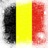 Belgium Copyspace Represents Patriot Euro And Patriotism — Stock Photo