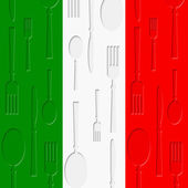 Italian Food Shows Euro Culinary And Cafe — Stock Photo