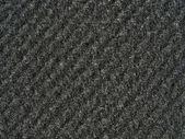 Zwarte stof texture - dik wollen doek — Stockfoto