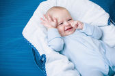 Funny baby — Stock Photo