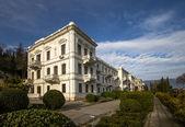 Palácio de livadia — Foto Stock