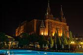 Rich hotel — Stok fotoğraf