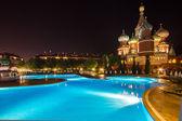 Rich hotel — Stockfoto