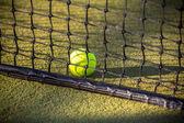 Tennis netto — Stockfoto