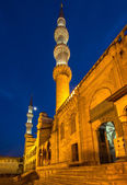 Modrá mešita — Stock fotografie